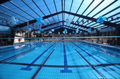 We are getting together every Sunday at 10 am at the local swimming pool.