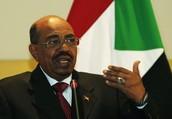 Sudan's President (Omar al-Bashir)