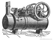Early Industrial Machine