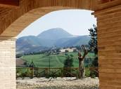 Villa Arsicci nelle Marche