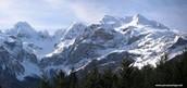 Fotografia dos Pirineos.