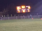 Final Score of the PowderPuff Football Game