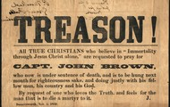 A flyer of Brown's tereason