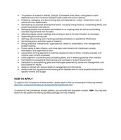 Compliance Analyst- pg. 2