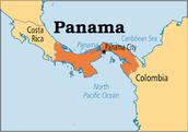 Panama ubicacion