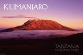 Mount Kilimanjaro, is That a Volcano!!