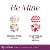 New Valentine's Junior Wraps
