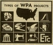 Examples of WPA work