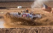1st annual mud drags