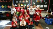 Red and White Day