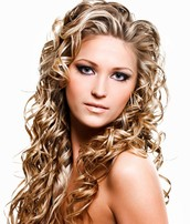How do you know the right time that a perm is done setting?