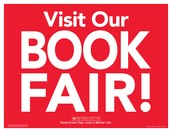 The Book Fair is Coming Soon!