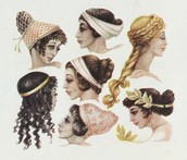 Ancient Greece Hairstyles for Women