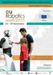 Шта је Европска недеља Роботике