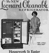 Ad for a Refrigerator