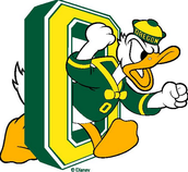 #3 University of Oregon
