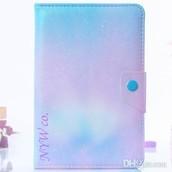 Watercolor tablet case