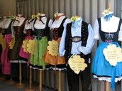 Traditional clothing in Belgium