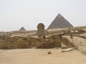 Contributions to Egypt