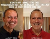 Check out Joe's Results