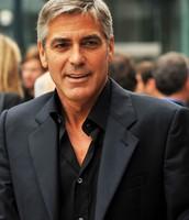 George Clooney as McQueen
