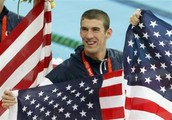 Michael Phelps childhood in swimming.