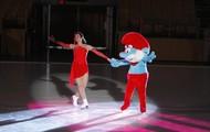 Smurfs on Ice