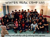 Our First Winter Camp