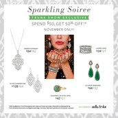 Trunk Show Exclusive Offers!