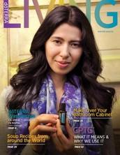 doTERRA LIVING Magazine Winter 2015/16