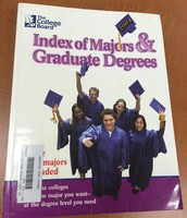 Index of Majors & Graduate Degrees (2004)