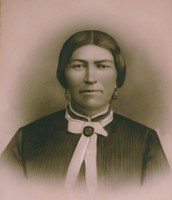 Henriette Pellier c. 1865