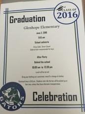 5th Grade Graduation Information