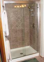 This Shower stall is available for purchase right now!!