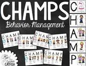 CHAMPS Check!