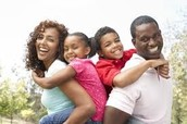 Sickle Cell Anemia most commonly occurs in...