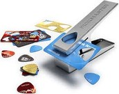 The Pick Punch - Homemade High Quality Guitar Picks For Life