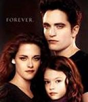Edward, Bella, and Renesma