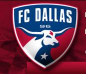 The FC Dallas 'Red Friday Frisco'