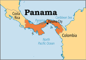 Panama's capital is Panama City