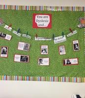 Famous Dyslexics!