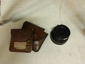 Wide-Angle Lens and Lens Covers/Filters