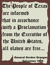 Emancipation - The End of Slavery