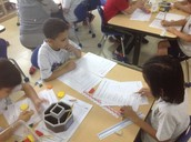 Which shapes have right angles?