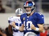 Eli Manning will be ready