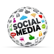 What does social media involve?