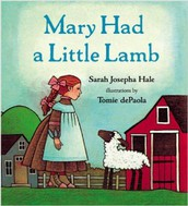 """Mary had a Little Lamb"""