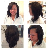 The Healthy Way Partial Quick Weave