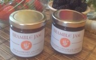 Duo pack of delicious Bramble Jam