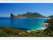 Hout Bay cape